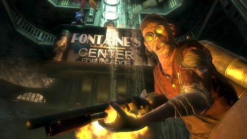 BioShock 2 screenshot | by gamesweasel