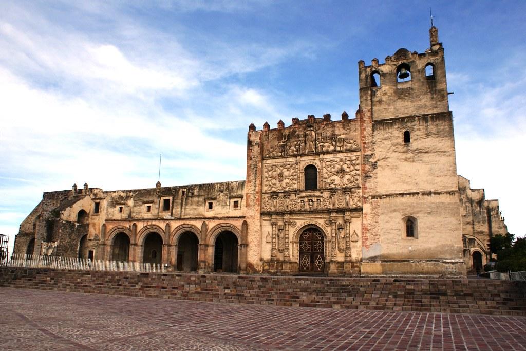 exterior agustino de San pablo