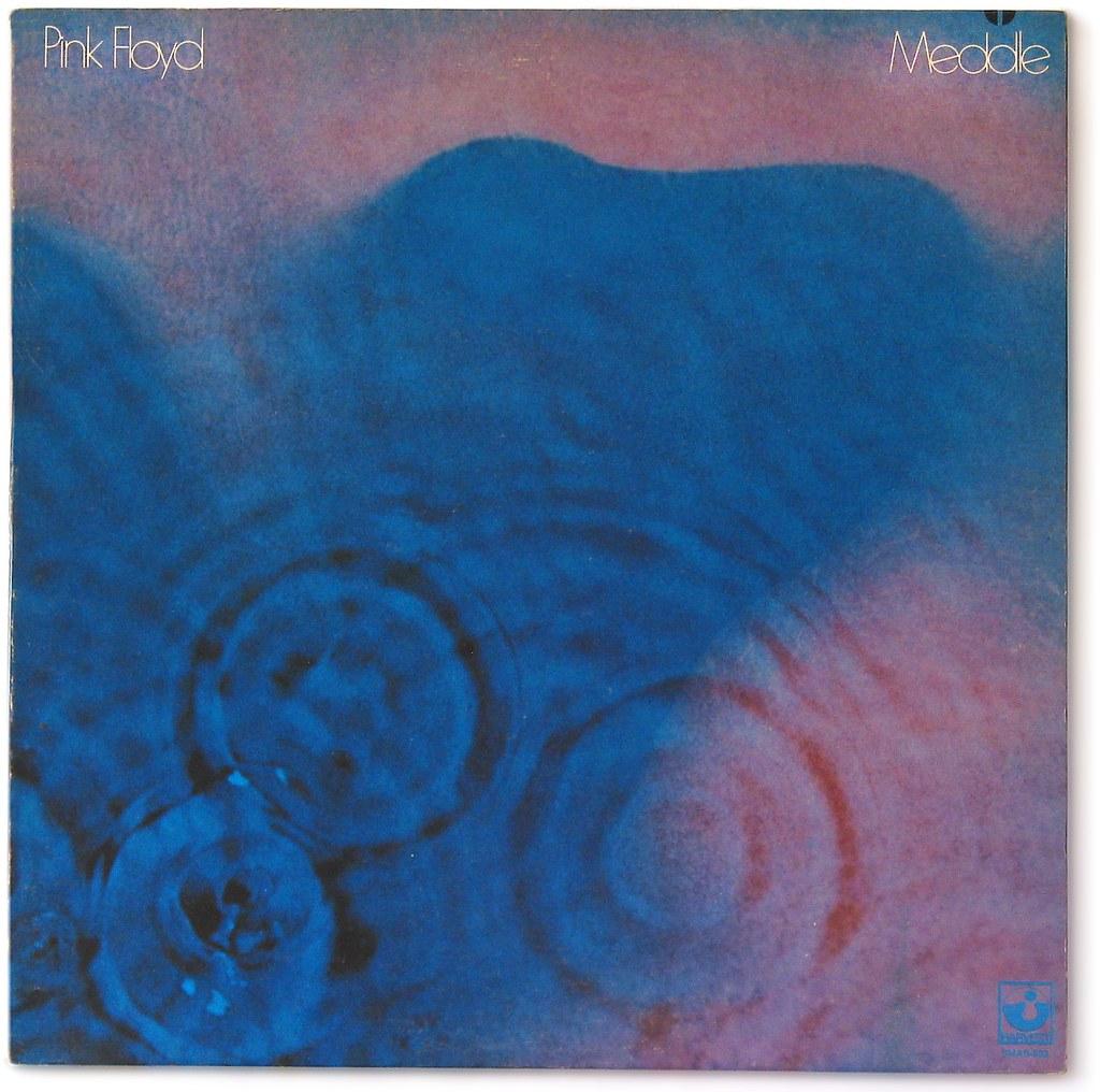 Pink Floyd - Meddle | Pink Floyd, Meddle | Al Bod | Flickr