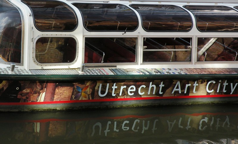 Utrecht Art City Boat
