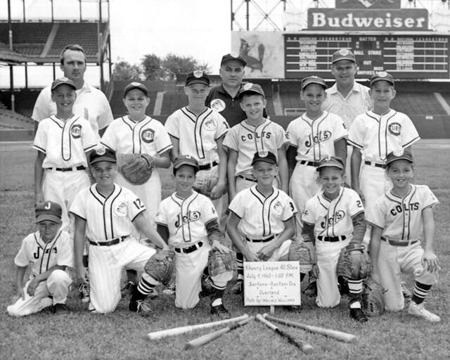 1960-07-09 Jerry Reuss Sportsman's Park St. Louis
