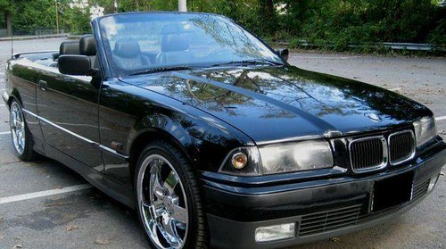 BMW 2005 convertible