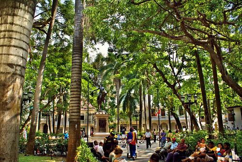 Bolivar Park - Cartagena