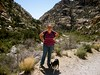Me & Henry on our hike to La Madre Springs by Sarah&Boston