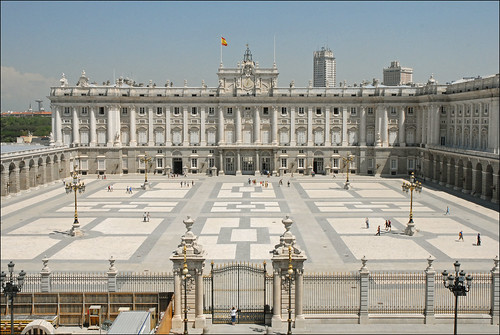 Le Palacio Real (Madrid) | by dalbera