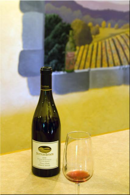 Dutton Estate Pinot