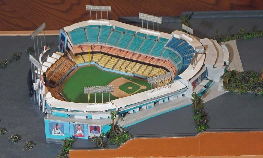 new styles 7ea44 b952e Dodger Stadium Replica | mat85 | Flickr