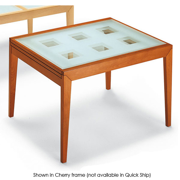 Calligaris Bon Ton Extendable Table Enjoy A Dessert Of Bon Flickr