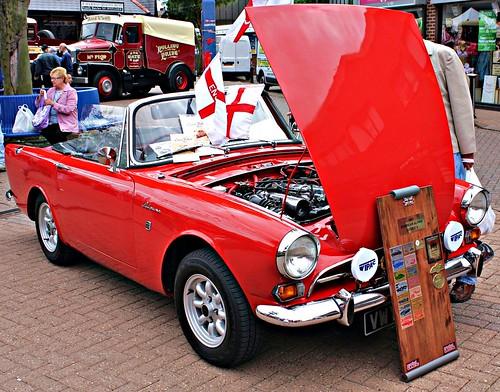 1967 Sunbeam Alpine Series V Front