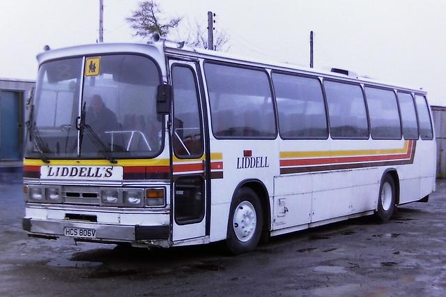 LIDDELL, AUCHINLECK HCS806V