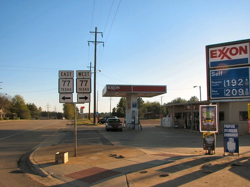 texas highways roadsigns highwaysigns
