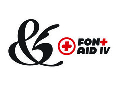 Font Aid Ampersand   by Kyle Jones