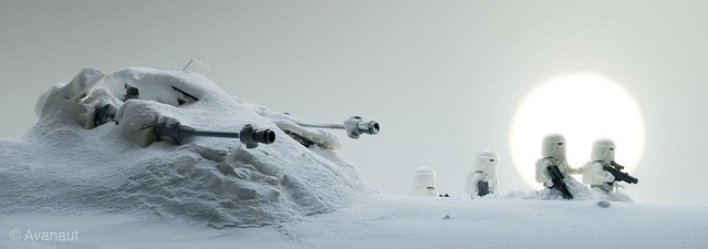 Hoth: The Dawn After.