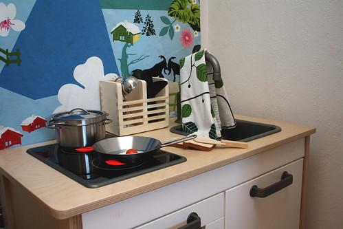 Kjøkkenkrok | by Johanne Brekkevold