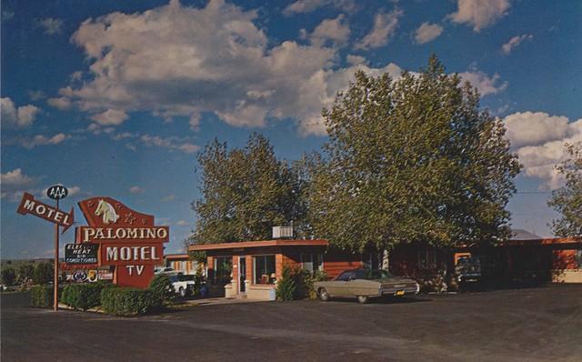 Palomino Motel - Las Vegas, New Mexico