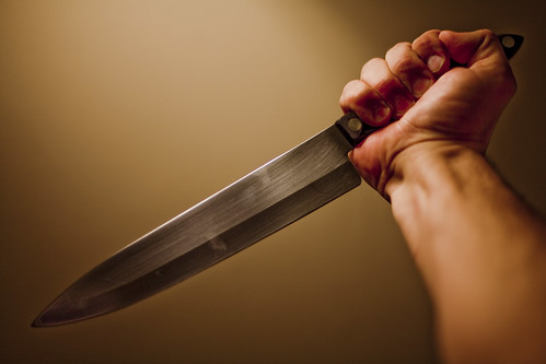 365 - butcher knife