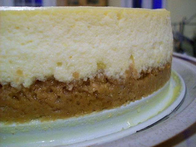 Italian-Style Ricotta Lemon Cheesecake