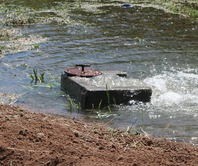 Pipe Irrigation System
