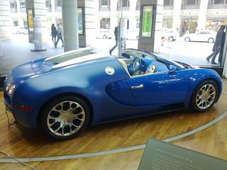 Bugatti Veyron Grand Sport in Berlin | by Dexte-r