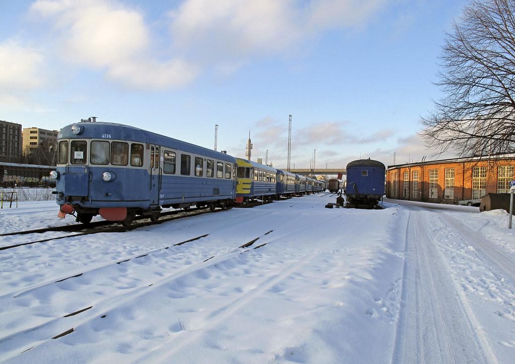 Helsinki Seinäjoki Juna