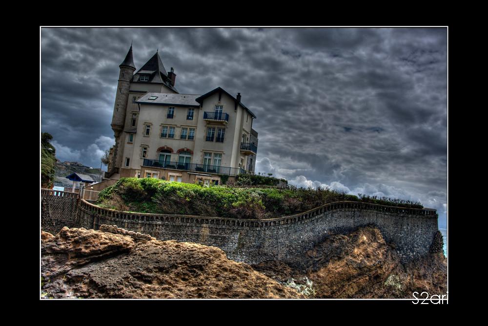 Biarritz Villa belza par Karim SAARI - Photographe marseille