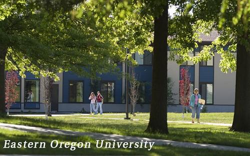 EOU campus