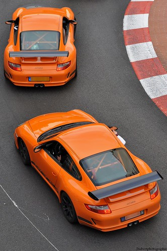 Porsche 997 GT3 RS X2   by Eden.cars