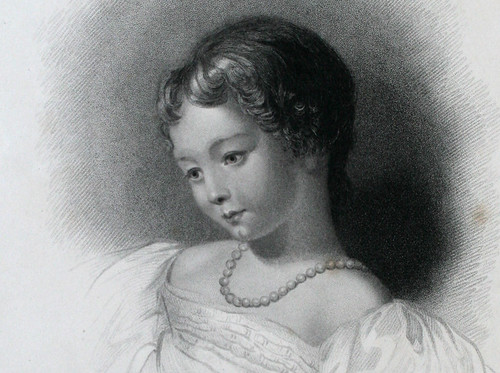 Byron's 'Ada, sole daughter of my house and heart' (Ada Lovelace)
