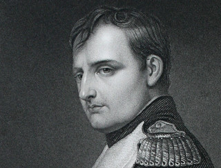 Napoleon Bonaparte, 'Napoleon's Farewell' by Byron