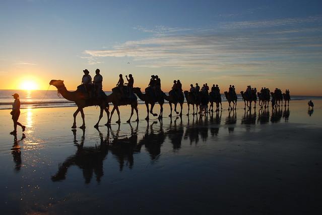 DSC_0367 Cable beach, Broome - Australia
