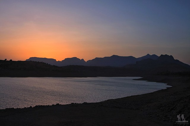 Sunset @ Bhandardara