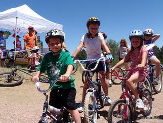Kids Ready for Kids on Bikes Fun Ride | by UltraRob