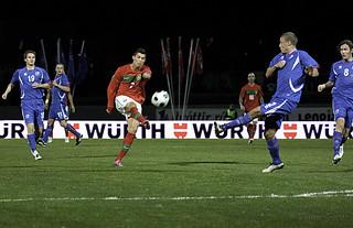 Ronaldo Shooting Tomas Freyr Kristjansson Flickr