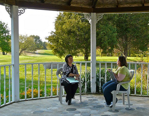 Reflection, Discussion: Dr. Diana Wong, sponsor & Norma Ibarra-Palmer, ODX Board Member