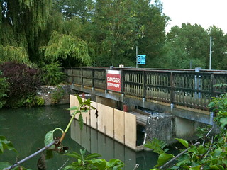 Bridge by Buscot Lock | by Tip Tours