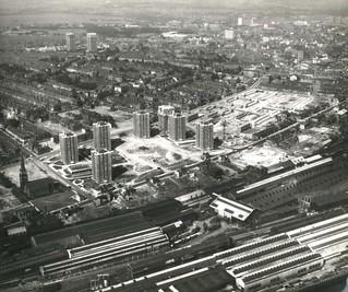 Cruddas Park 31st July 1963
