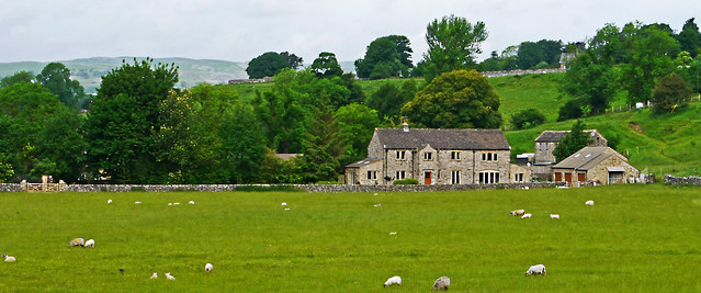 Farm in Wharfedale