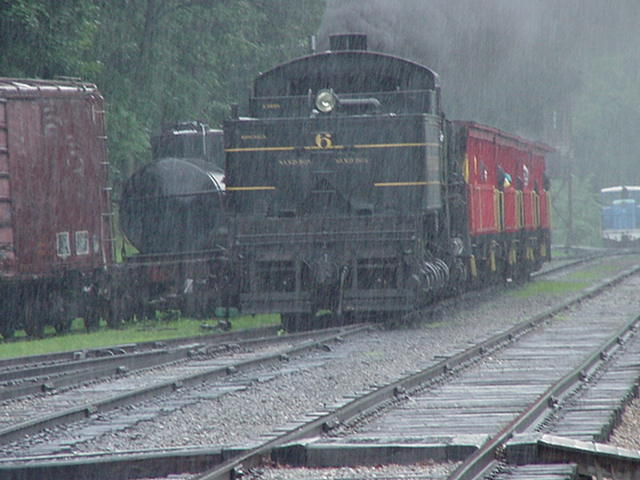 Cass Scenic Railroad Western Maryland #6