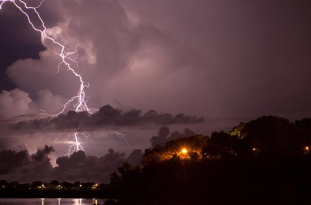 second chance/i'll be lightning Darwin Australia