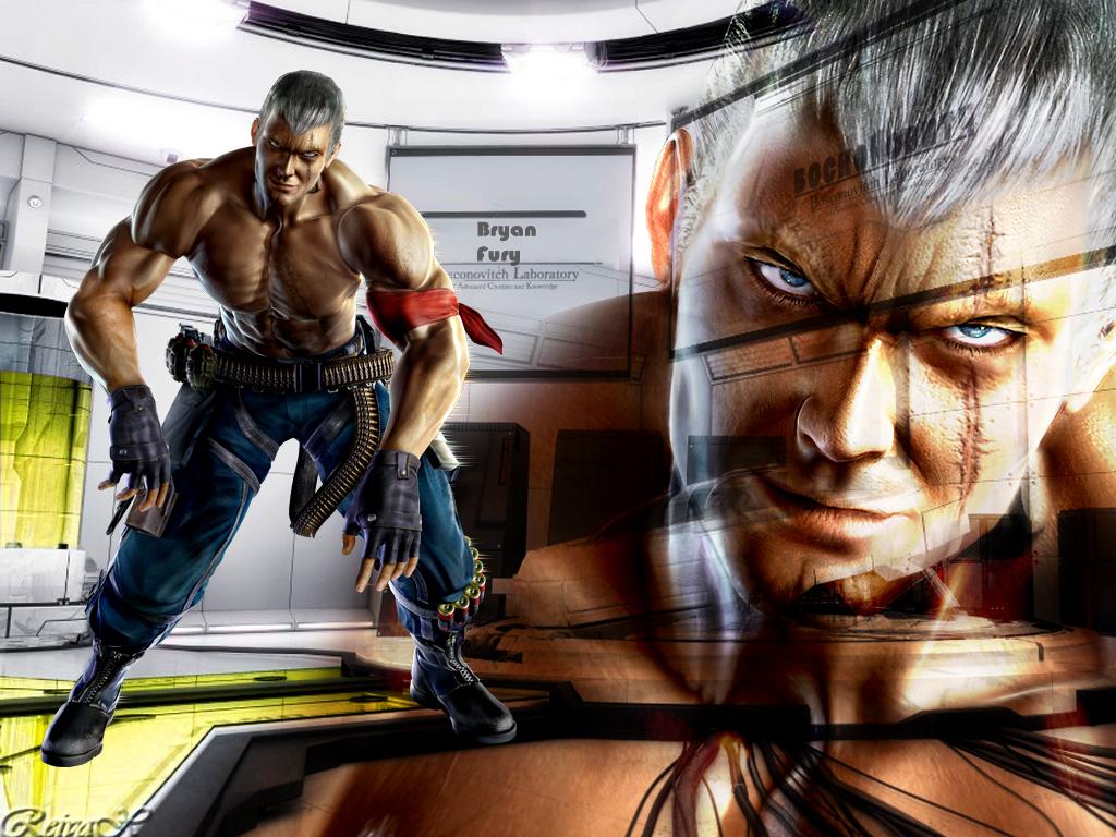 Bryan Fury Tekken 6 Br Bloodline Rebellion Fx Mislang Flickr