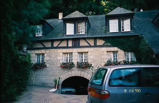 La Bonne Marmite, Pont Saint Pierre, Normandy