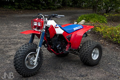Honda ATC350x | by JNB Photo Video