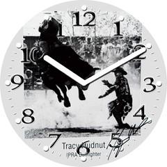 Tracy Hudnut IPRA Bullfighter Clock   by customclockface