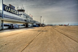 Gander Aiport HDR | by Zach Bonnell
