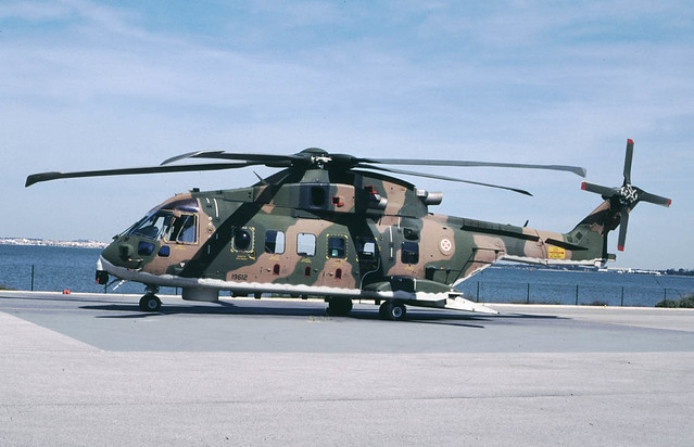 EH101 Portugese Air Force