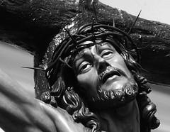Viernes Santo. Cristo de la Agonía (detalle)   by Jose Javier Ortí Robles