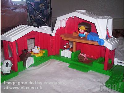 Fisher Price Little People Old Mcdonald Animal Sounds Farm Flickr
