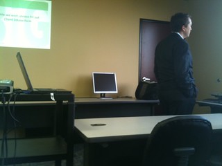 Went to a business seminar yesterday at BiGAustin | by kelly cree