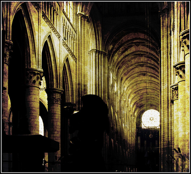 La suggestione del gotico