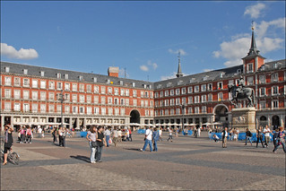 Plaza Mayor (Madrid) | by dalbera
